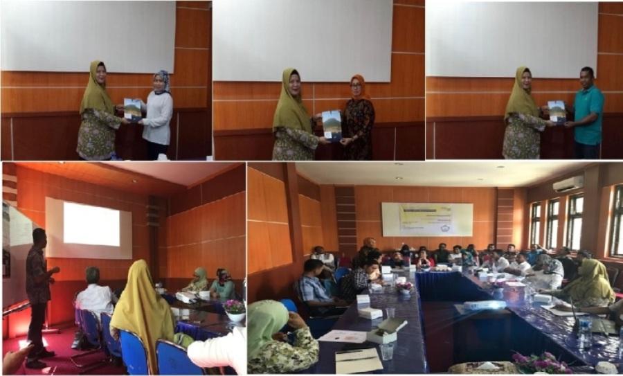 Unkhair Weekly Seminar Ruang Sidang Fakultas Teknik, Universitas Khairun, 22 Maret 2018.