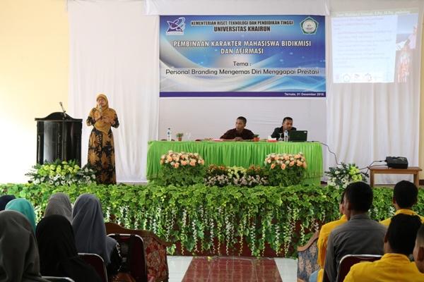 Beasiswa Universitas Khairun
